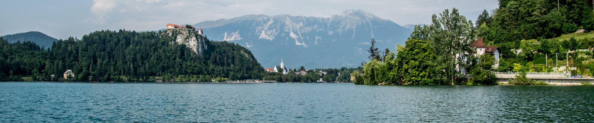 Single reizen Bled actief