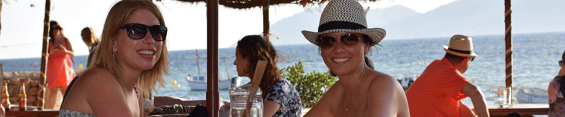 Single reizen Ibiza