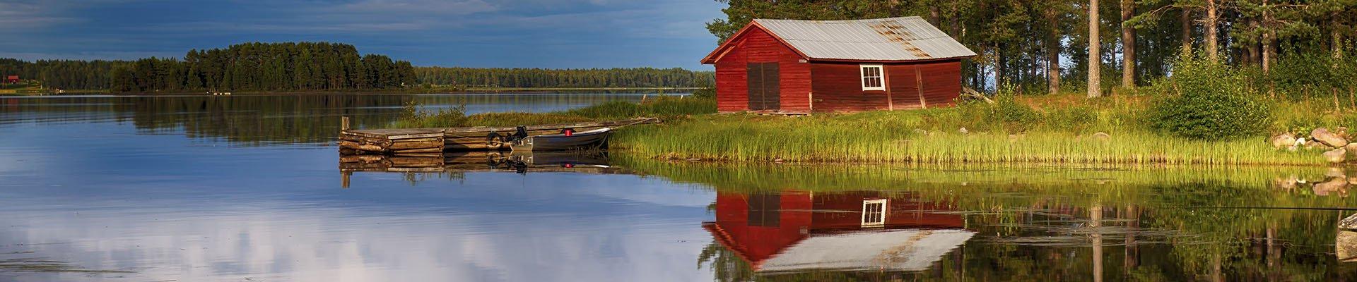 Single reizen Zweden