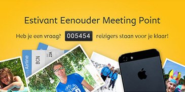 Estivant Eenouder Meeting Point