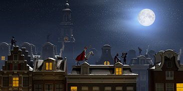 Sinterklaas Estivant Eenoudervakanties