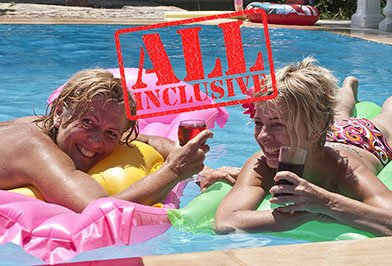 Eenoudervakantie Bitez All inclusive