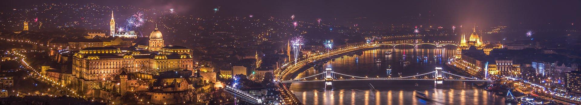 Single reizen Boedapest