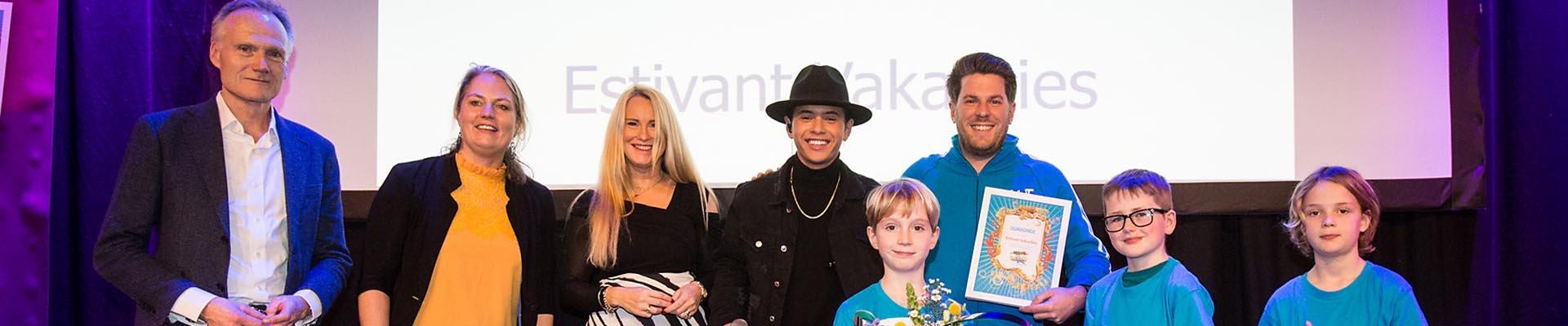 Kids Vakantieaanbieder van het Jaar Awards 2019