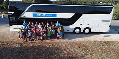 Eenoudervakantie busreis
