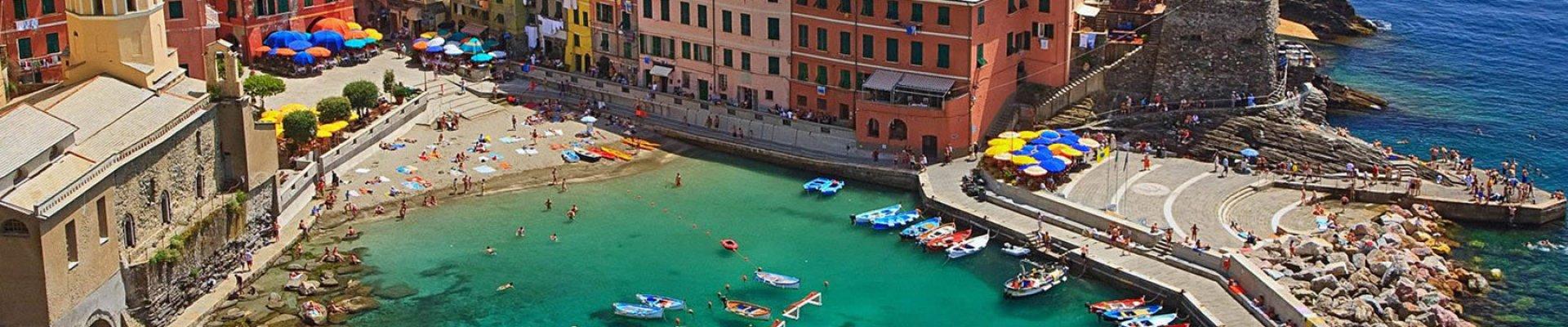 Eenoudervakantie Italië