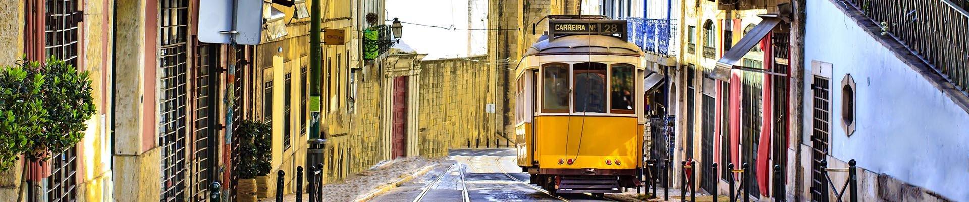 Single reizen Estoril