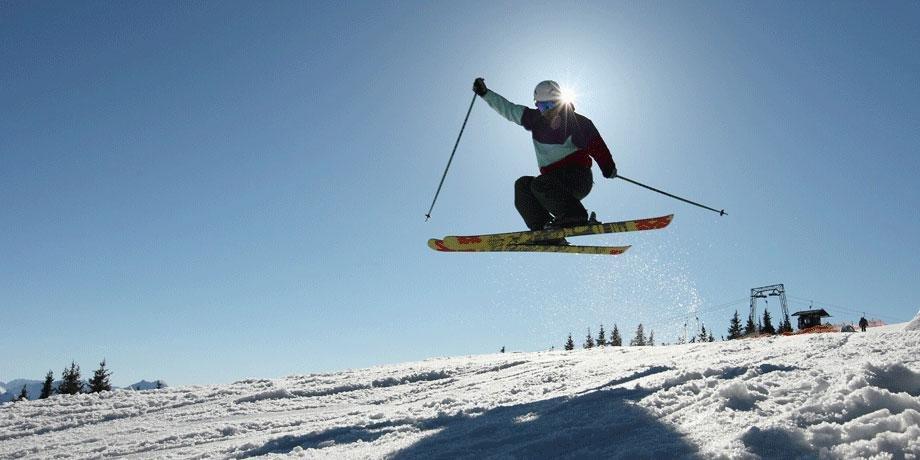 Soorten skiers krachtpatser