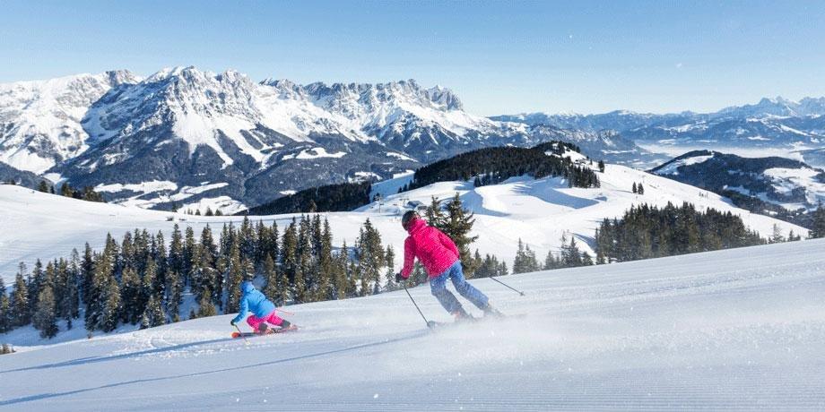 SNG Soorten skiers perfecte
