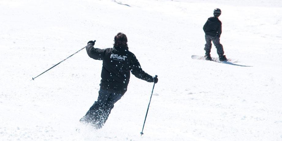 SNG Soorten skiers antisnowboard