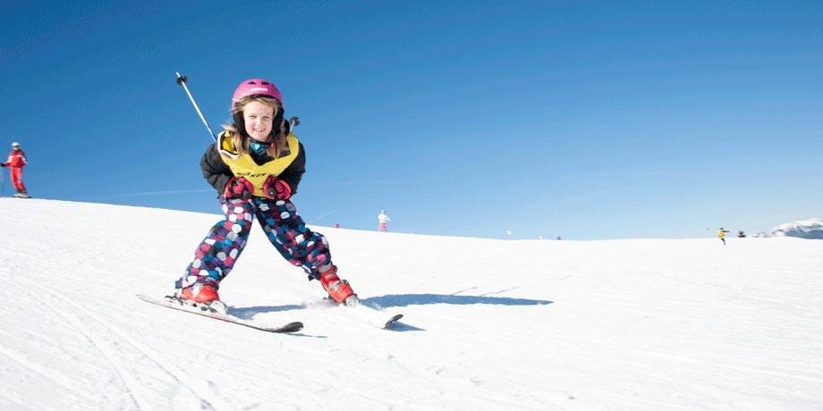 SNG Soorten skiers meisjesneller
