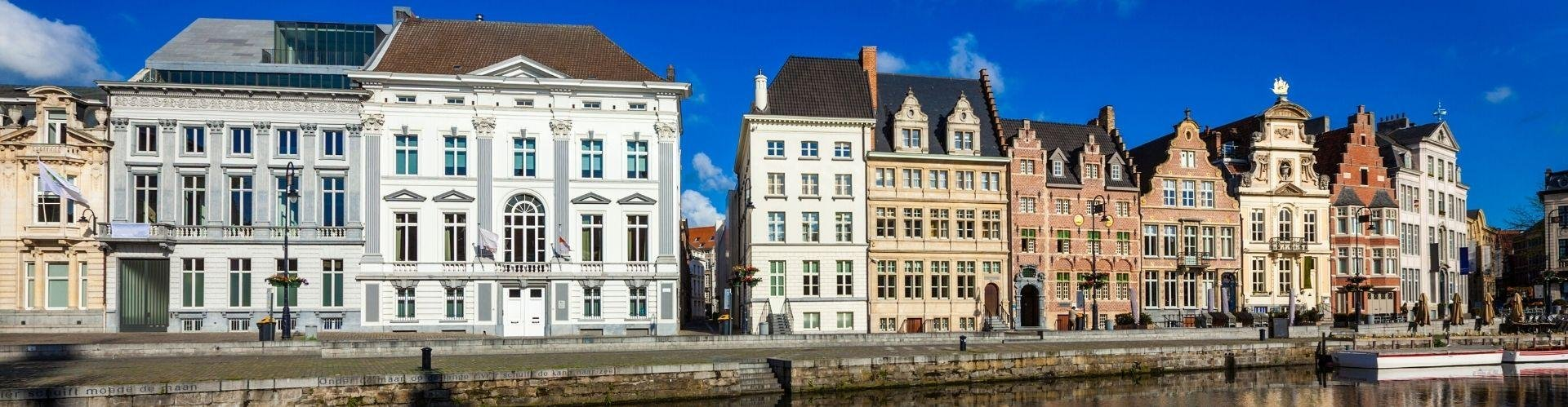 Single reizen België