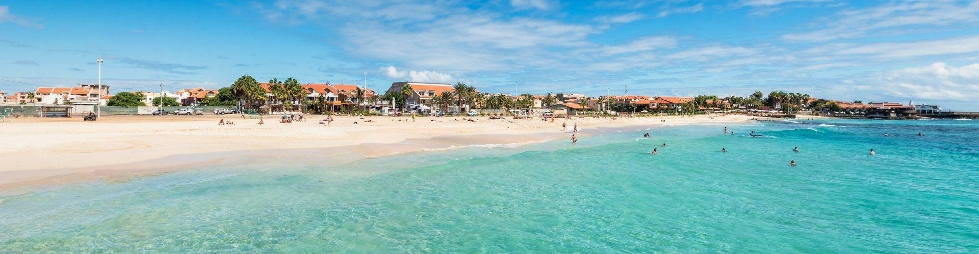 Single vakantie Kaapverdië