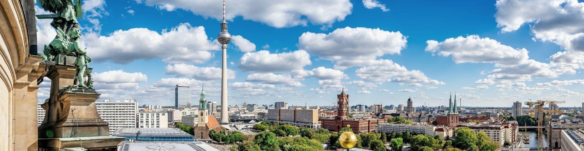 Single reizen Duitsland